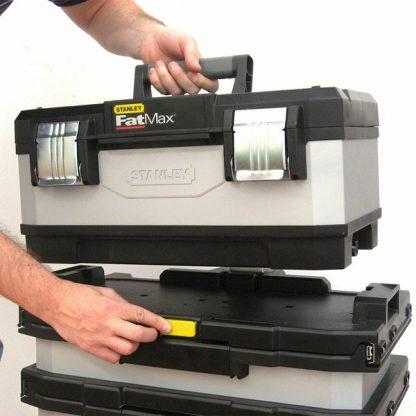 oficina móvel metálica stanley fatmax 1-95-622