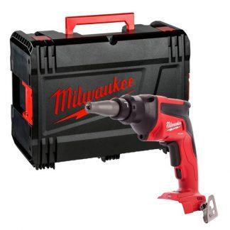 """Aparafusadora com controlo de profundidade M18 FUEL™, encabadouro 1/4"""" hex, torque máximo 13Nm. Fornecida em versão zero, em HD-box"""