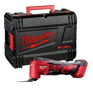 Multiferramenta M18 FUEL™, ângulo de oscilação 2,1°, 10.000-20.000rpm. Fornecida em versão zero, HD-box