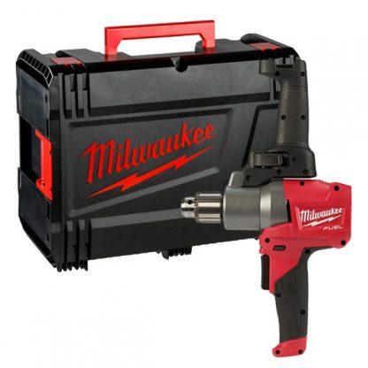 Misturador M18 FUEL™, 0-550rpm, diâmetro máximo de vara 120mm, encabadouro M14. Fornecida em versão zero, sem baterias nem carregador, em HD-box