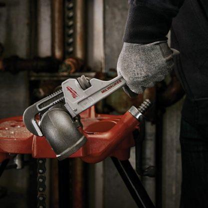 Chave Inglesa Stillson de Alumínio 250mm Milwaukee