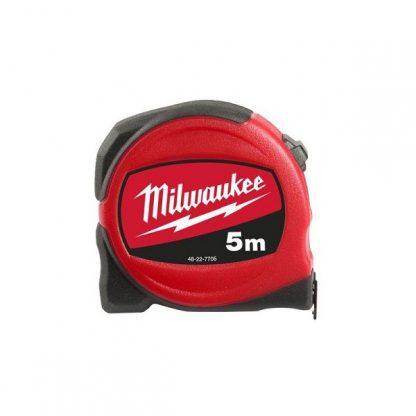 Fita métrica 5M Milwaukee Slimline 48227705