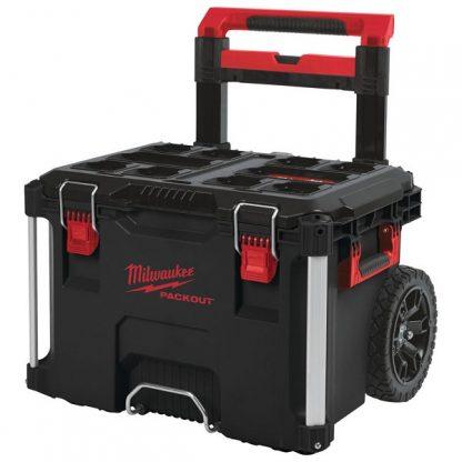 caixa com rodas Packout sistema modular