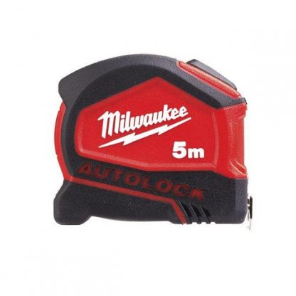 Fita métrica Milwaukee autolock 5m 4932464663