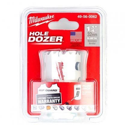 49560062 32mm broca craneana hole dozer Milwaukee