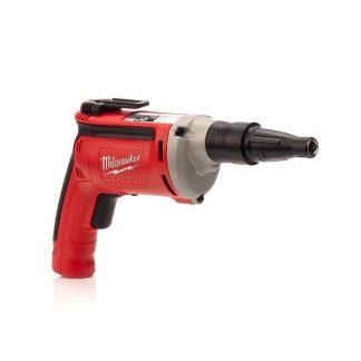 Aparafusadora com controlo de profundidade 725W para placas de gesso, Softgrip, capacidade máxima parafusos em madeira 4,8mm, torque máximo 20Nm
