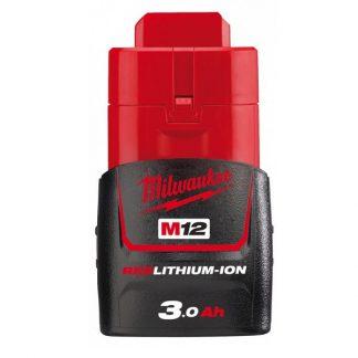 Bateria M12B3 Redlithum-Ion 3.0Ah Milwaukee