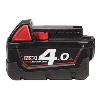 Bateria M18B4 RedLithium-Ion 4.0Ah