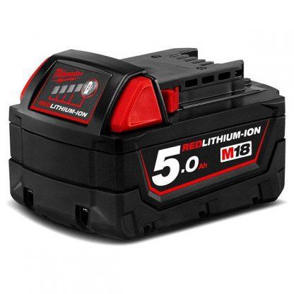 Bateria M18B5 RedLithium-Ion 5.0Ah