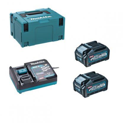 Berbequim BL 40Vmax XGT 140Nm mala makpak baterias