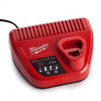 Carregador M12 C12C Milwaukee