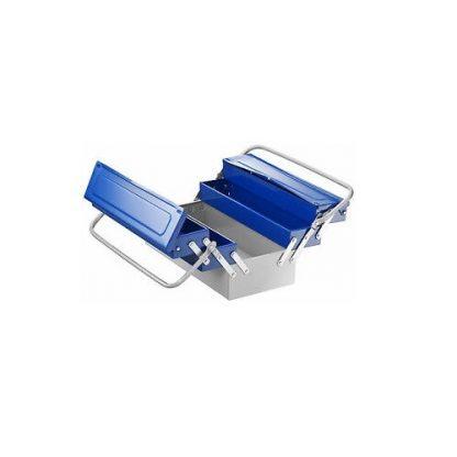 Caixa de ferramentas Metálica 5 Divisões Expert E194738Caixa de ferramentas Metálica 5 Divisões Expert E194738