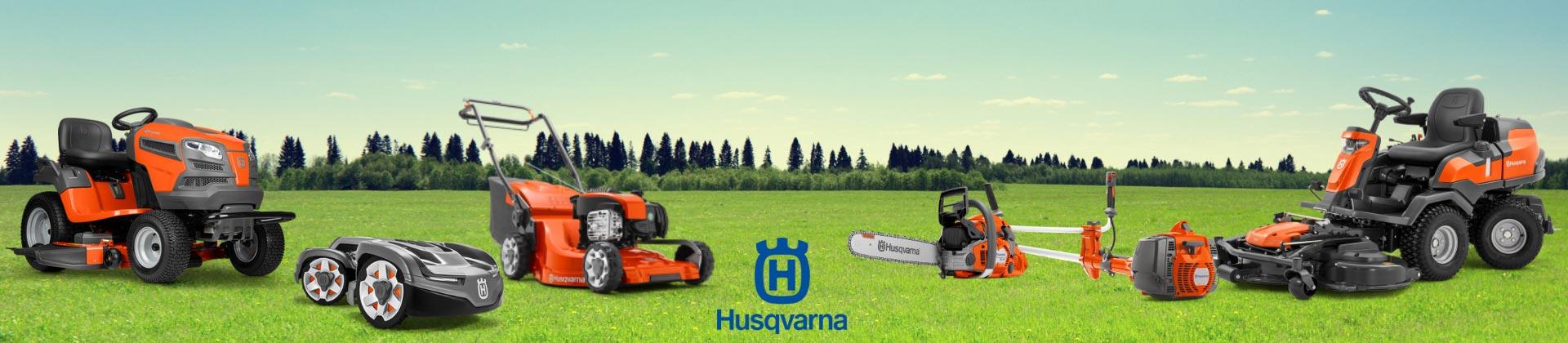 máquinas e ferramentas de jardim husqvarna
