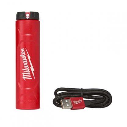 Carregador RedLithium USB L4C Milwaukee