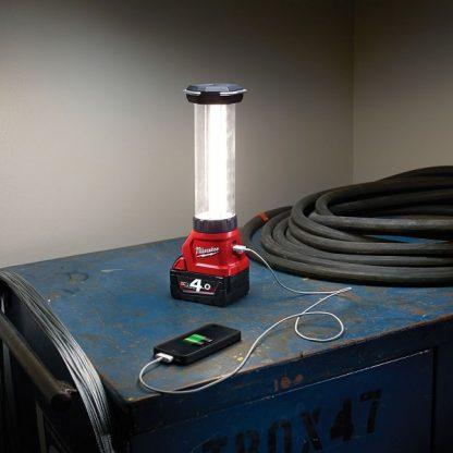 Lanterna M12LL-0 Milwaukee 4932430562