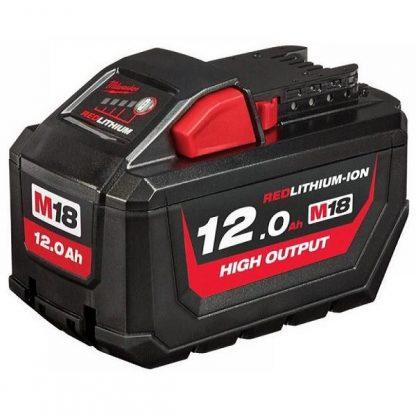 Bateria M18HB12 Redlithium-Ion High Output 12.0Ah Miwaukee