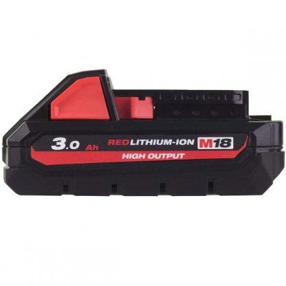 Bateria M18HB3 3.0AH Milwaukee Redlithium-ion High Output