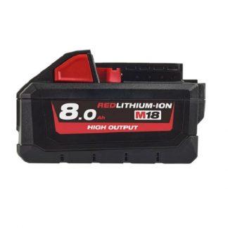 Bateria M18HB8 Redlithium-Ion High Output 8.0Ah Miwaukee