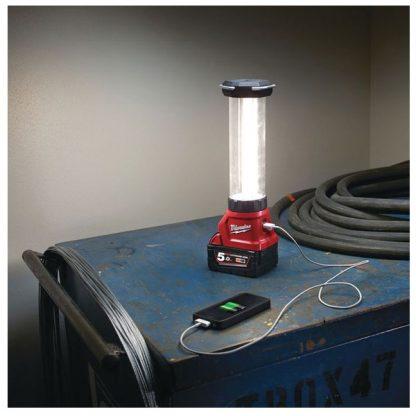 Lanterna de Inspeção M18LL-0 Milwaukee 4932430563