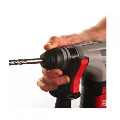 Martelo rotativo 620W, desenho em L, 2 modos, capacidade máxima 20mm, SDS-Plus, 2J de energia de impacto, 0-4400ipm, 0-2700rpm