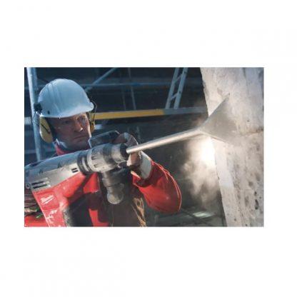 Martelo demolidor 5kg, 1300W, AVS, SDS-Max, 8,5J de energia de impacto, 2840ipm, vibração em cinzelagem 11,5m/s²