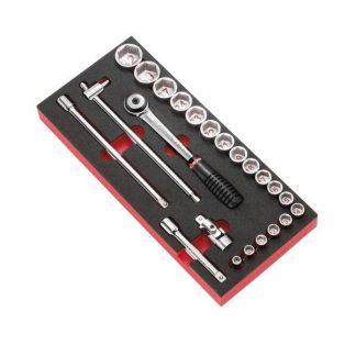 """Módulo de Chaves de Caixa 1/2"""" roquete e acessórios Facom MODM.S1A"""