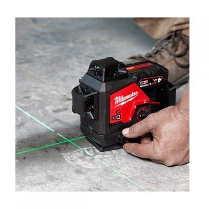 Nivel-Laser-3-Linhas-Milwaukee-M12-3PL-401C