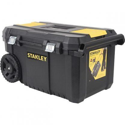 Arca de transporte essential 50L com fechos metálicos Stanley STST1-80150