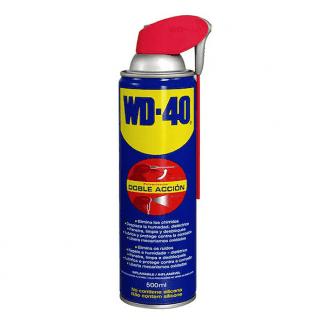 WD-40 spray lubrificante dupla ação