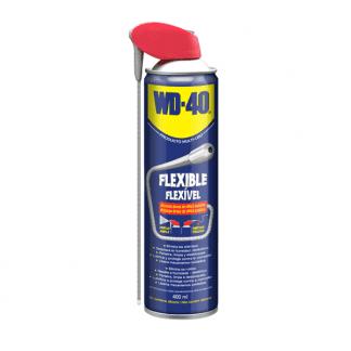 Spray Lubrificante WD-40 com tubo flexível