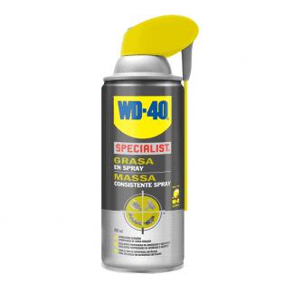 Massa consistente em Spray WD-40 400ml