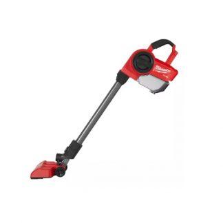 Aspirador escova M18 FUEL™, volume de ar 764l/min, potência máxima de aspiração 184mbar, comprimento de mangueira 0,5-1,2m, diâmetro de mangueira 40mm, filtro HEPA classe L. Inclui acessórios de aspirador. Fornecido em versão zero