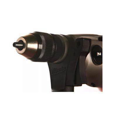 Berbequim combi 850W, 2 velocidades, AVS, Softgrip, bucha aperto rápido 1,5-13mm, torque máximo 56Nm