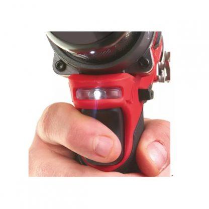 Berbequim combi sub compacto M12 FUEL™, 2 velocidades, torque máximo 44Nm, bucha metálica de aperto rápido 13mm. Fornecido com 2 baterias M12B4 e carregador C12C, em HD-box