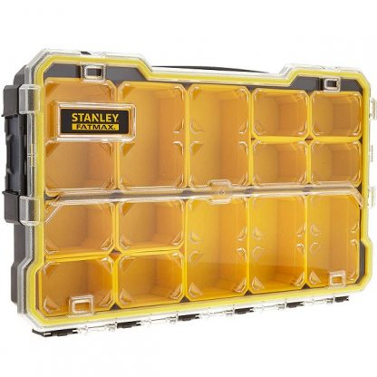 Organizador profissional impermeável stanley fatmax FMST1-75779