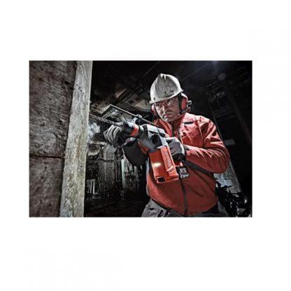 Martelo combi SDS-Plus M18 FUEL™, 4 modos, 2,5J de energia de impacto, capacidade máxima 26mm, vibração em cinzelagem 9,5m/s², 0-5100ipm, FIXTEC™