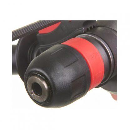 Martelo combinado 800W, capacidade máxima 26mm, SDS-Plus, FIXTEC™, 2,4J de energia de impacto, 0-4500ipm, 0-1500rpm
