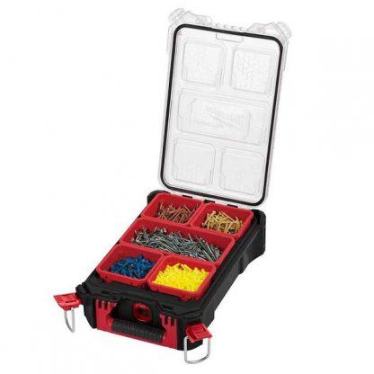Organizador Compacto Packout Milwaukee 4932464083