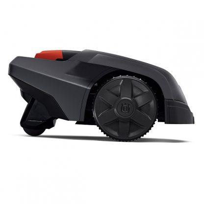 robô corta-relvas husqvarna 105