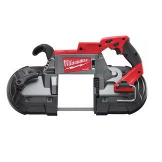Serra de fita M18 FUEL™, capacidade de corte 125x125mm, velocidade variável 0-116m/min. Inclui lâmina de corte. Fornecida em versão zero