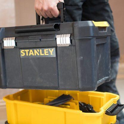 oficina movel essential 3 em 1 stanley stst1-80151